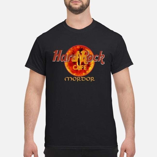 Hard Rock Cafe Mordor Shirt