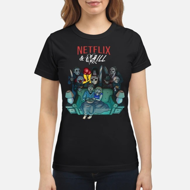 Horror Movie Characters Netflix And Kill Ladies