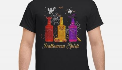Jack Daniel Halloween Spirit Shirt
