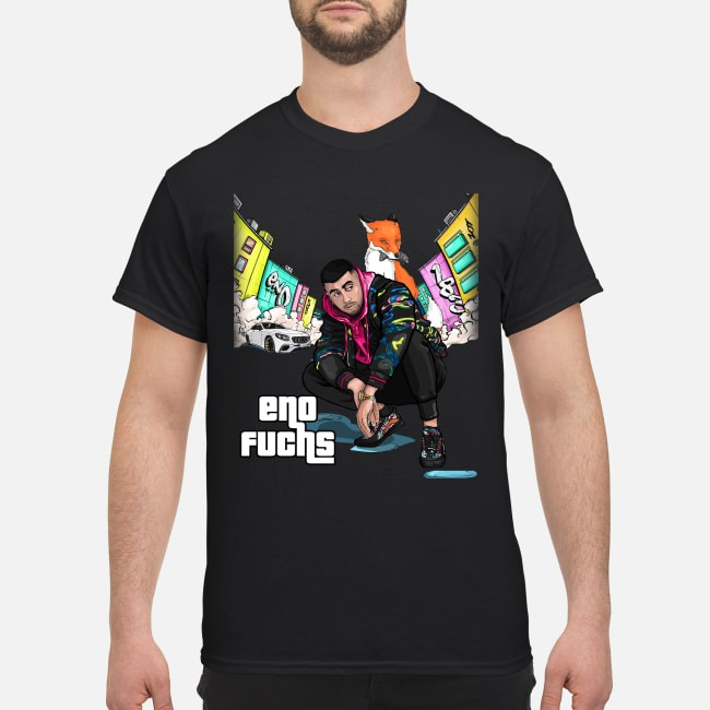 Official Eno Fuchs Shirt