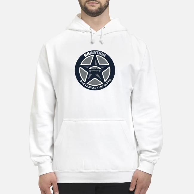 SB Nation's Blogging The Boys Hoodie