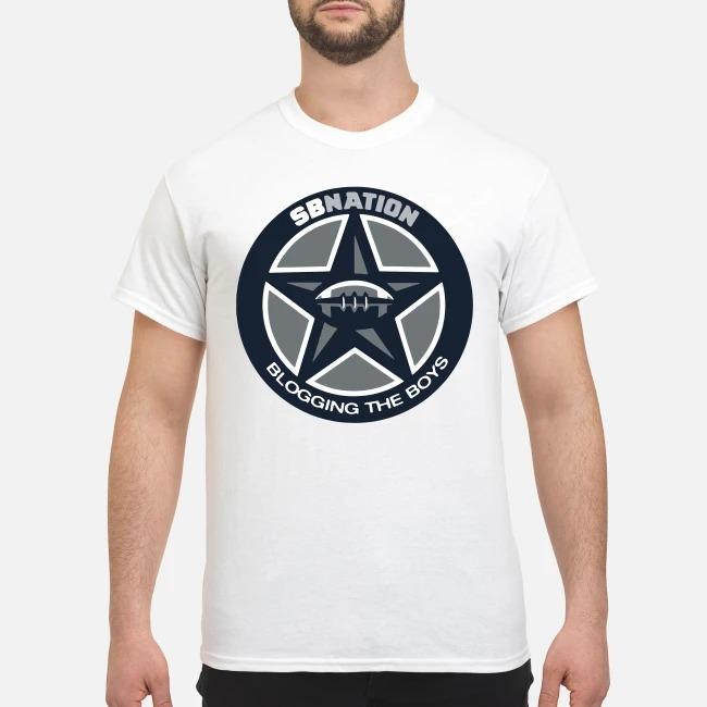 SB Nation's Blogging The Boys Shirt
