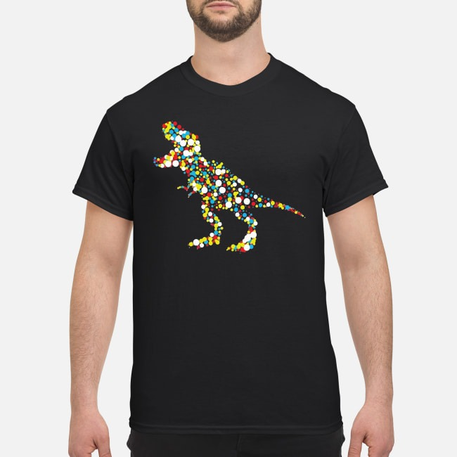 T-Rex Dinosaur Dot Day shirt