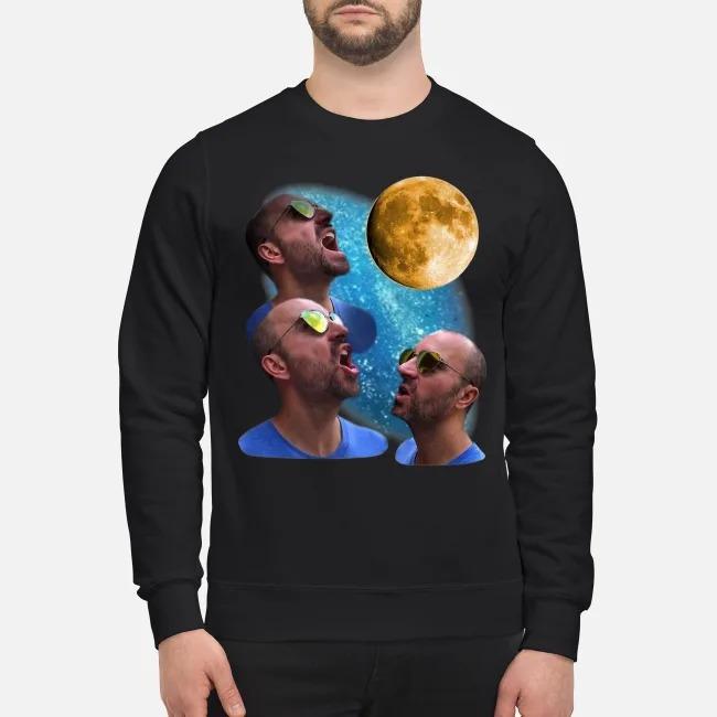Three Zach Moon Sweater