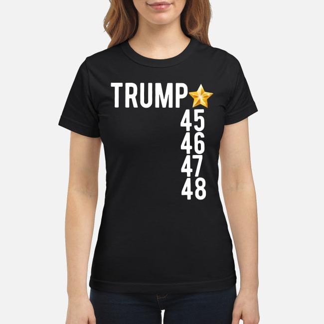 Trump 45 46 47 48 ladies