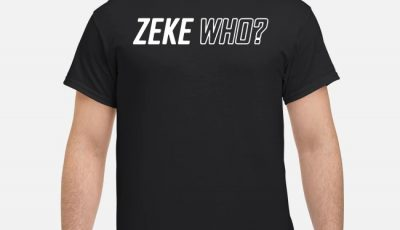 Zeke Who That's Who Shirt