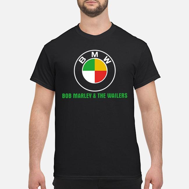 BMW Bob Marley and The Wailers Shirt