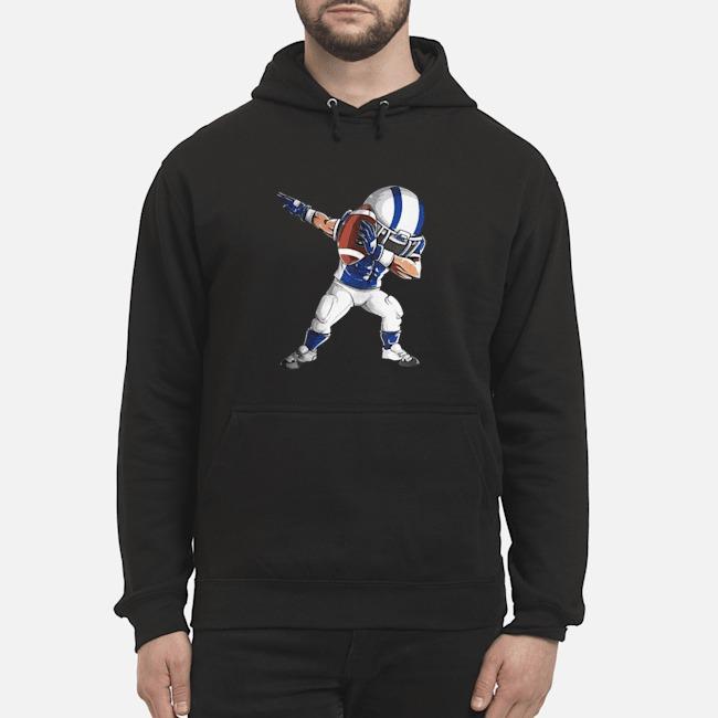 Dabbing Football hoodie