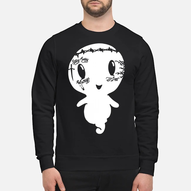 Ghost Malone Boo Halloween Sweater
