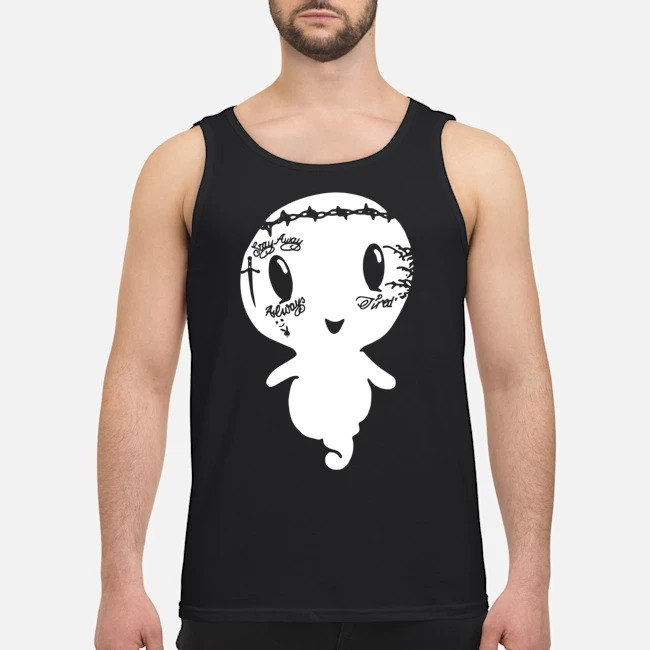 Ghost Malone Boo Halloween Tank top