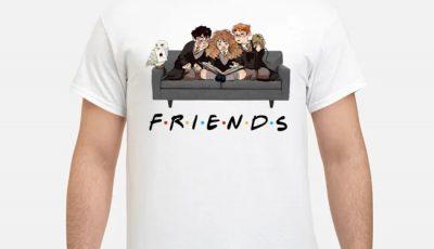 Harry Potter Hermione Ron Friends shirt