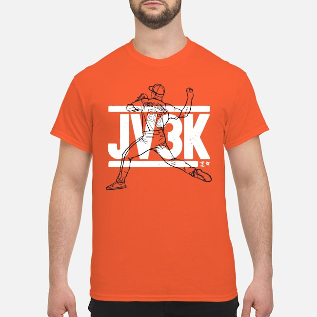Houston's Justin Verlander JV3K Shirt