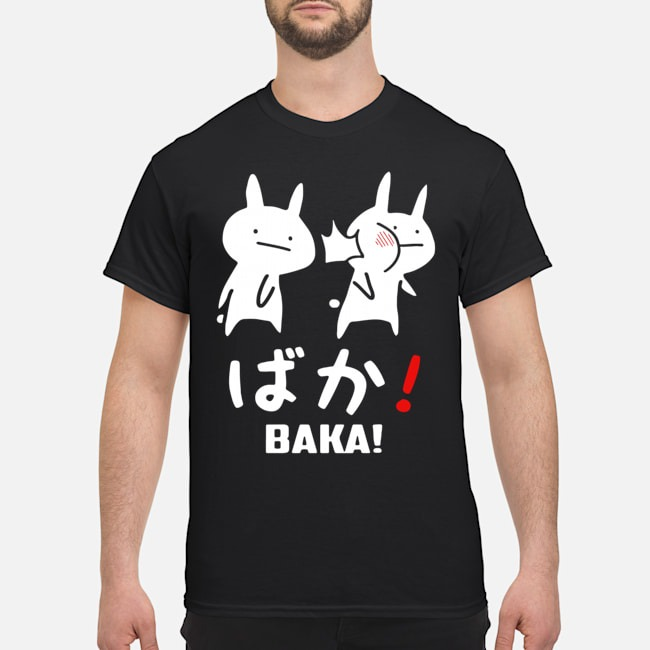 Kawaii Neko Baka T-Shirt