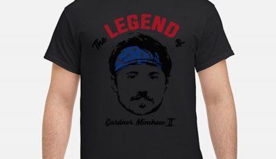 Legend Of Gardner Minshew Shirt