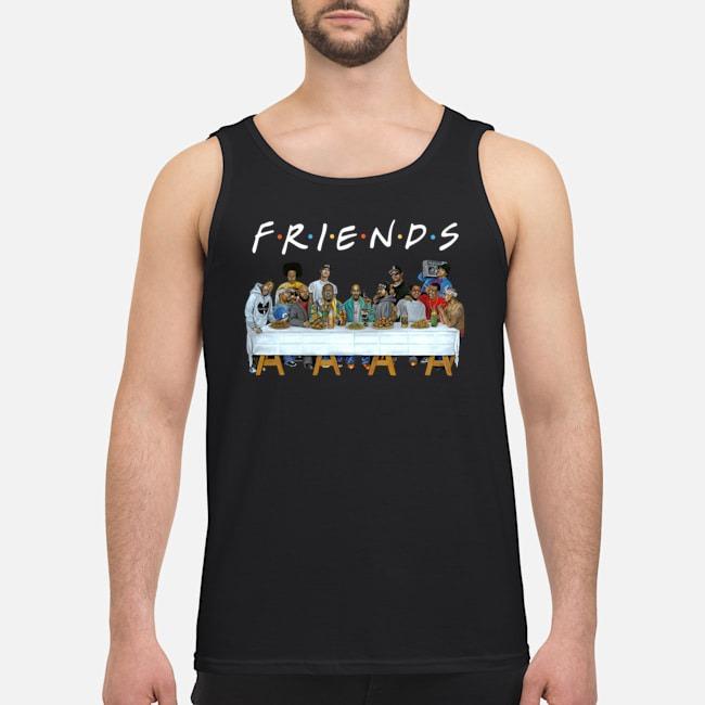 Legends Rapper's Last Supper Friends tank top