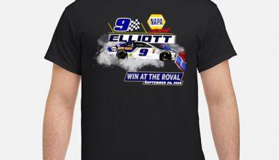 Napa Chase Elliott No.9 Win At The Roval September 29 2019 Shirt