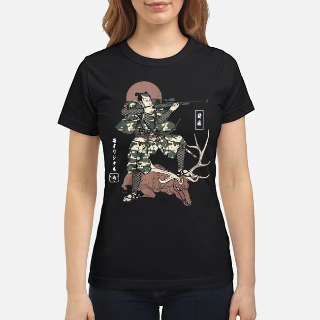 Samurai Hunting ladies
