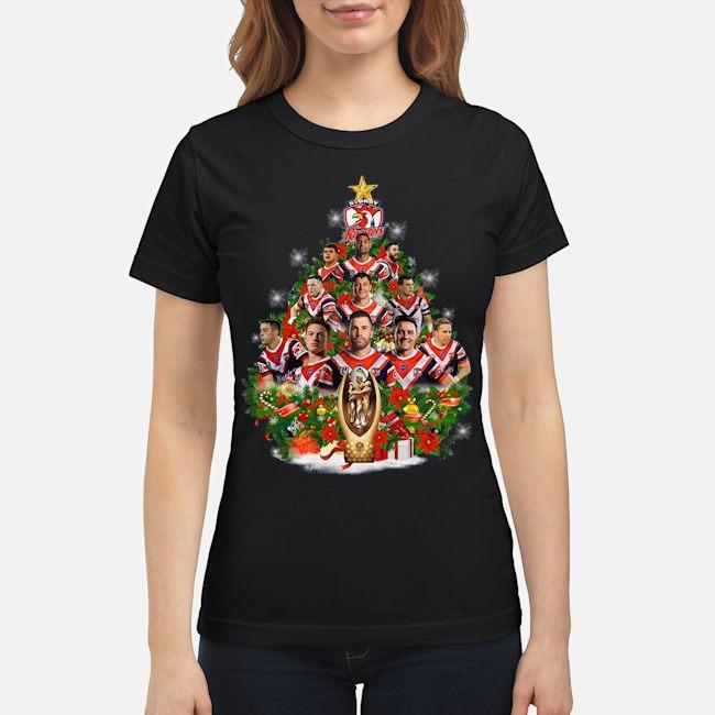 Stony Rooster Christmas Tree Ladies