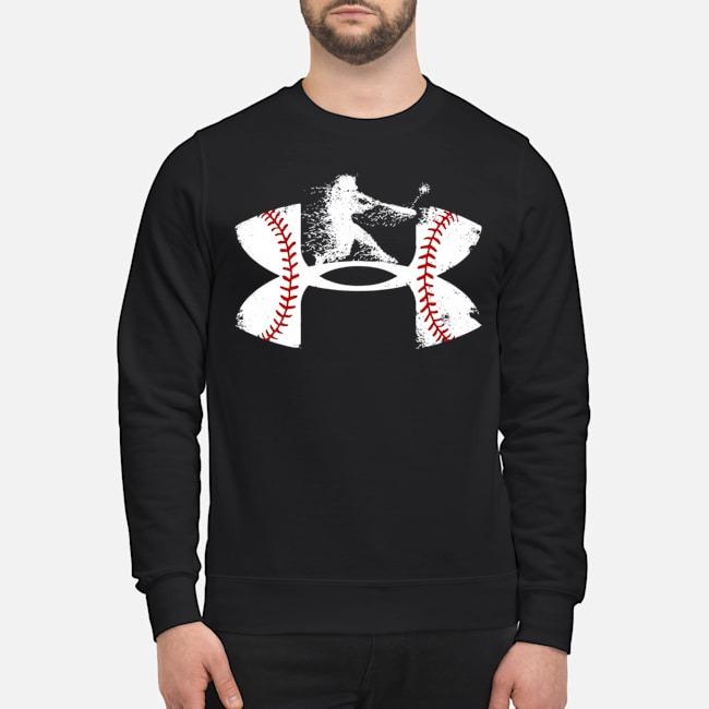 Under Armour baseball Sweater