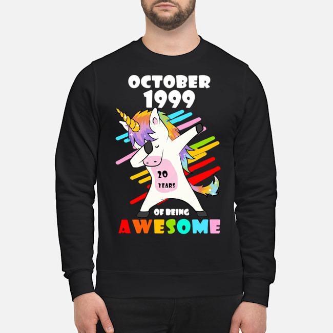 https://kingtees.shop/teephotos/2019/10/Unicorn-October-1999-20-years-of-being-awesome-sweater.jpg