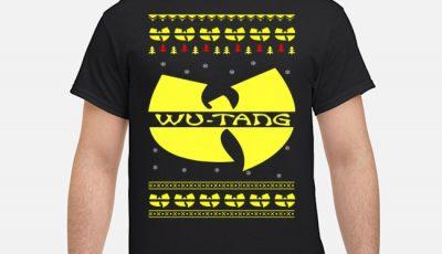 Wu Tang Clan Christmas 2019 Shirt