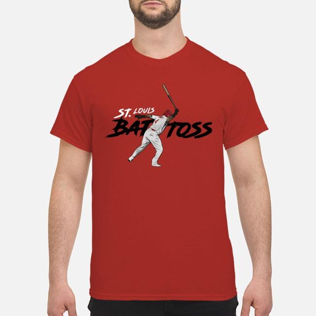 Yadi Molina St. Louis Bat Toss Shirt
