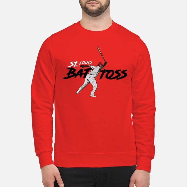 Yadi Molina St. Louis Bat Toss Sweater