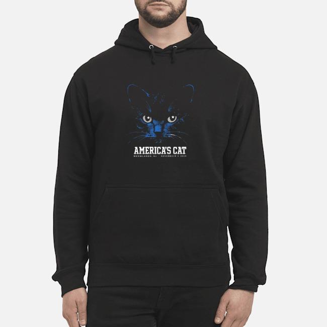 America's Cat Shirt-Dallas Football Black Cat Hoodie