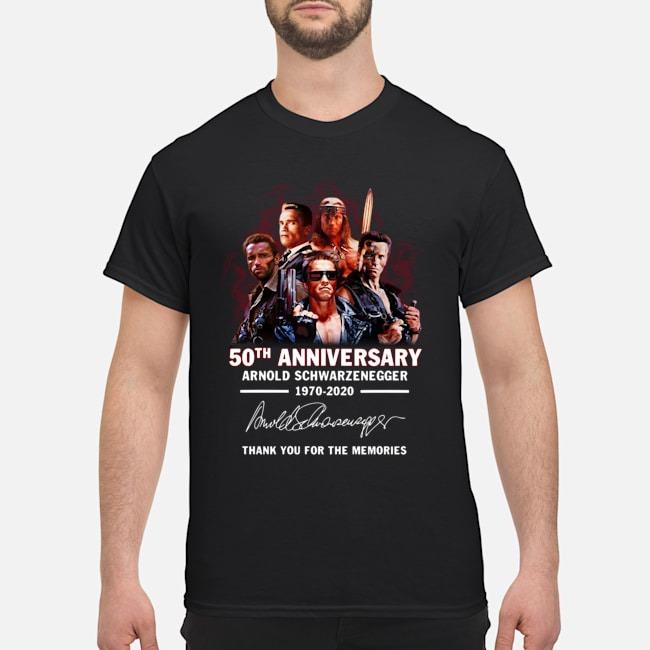 https://kingtees.shop/teephotos/2019/11/Arnold-Schwarzenegger-50th-anniversary-1970-2020-thank-you-for-the-memories-signature-shirt.jpg
