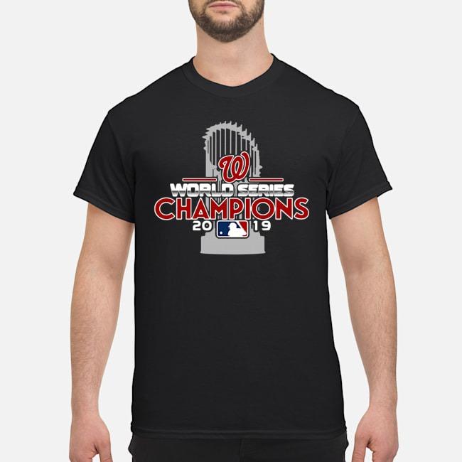 Cup World Series 2019 Washington National Shirt