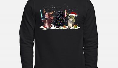 Darth Vader Yoda Palpatine Star Wars Christmas Sweater