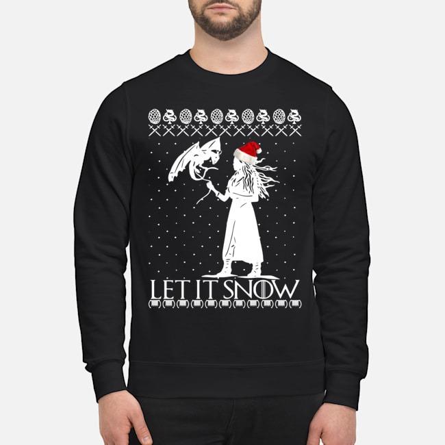 Game of Thrones Daenerys Targaryen Khaleesi GOT Ugly Christmas Sweater