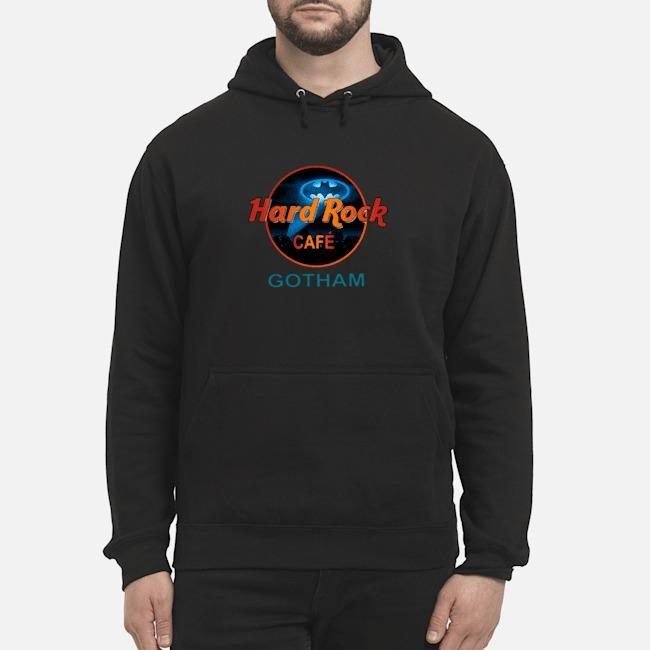 Hard Rock Cafe Gotham Iphone Case Hoodie