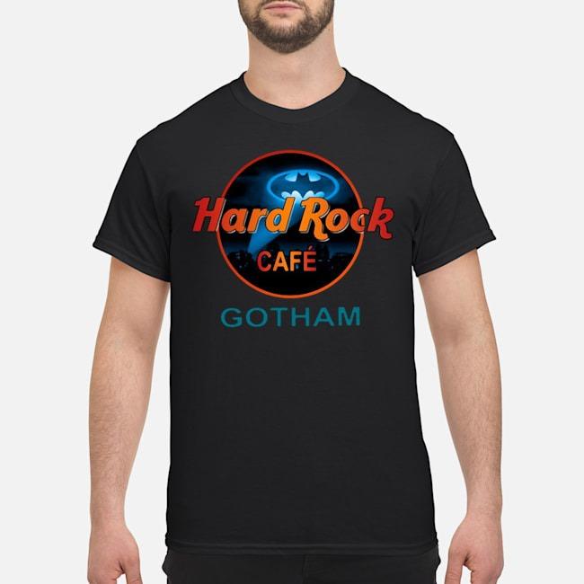 Hard Rock Cafe Gotham Iphone Case Shirt