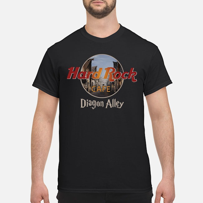 Hard Rock Diagon Alley Shirt