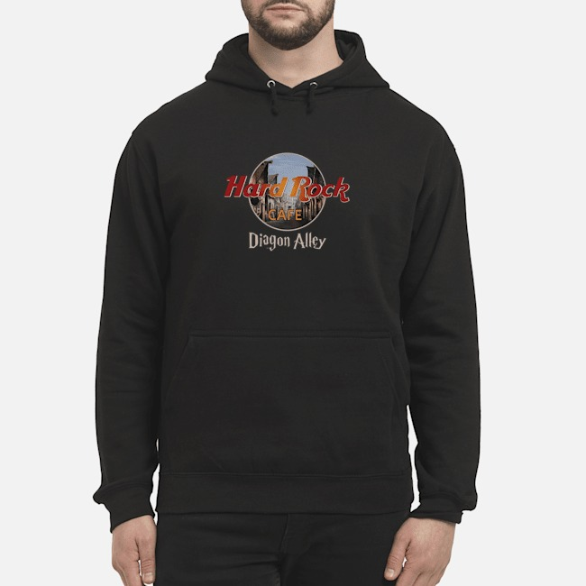 Hard Rock Diagon Alley Hoodie