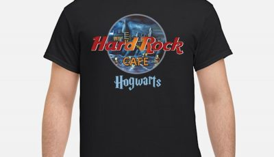 Hard Rock cafe Hogwarts Harry Potter Shirt