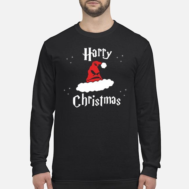 Harry Christmas Long Sleeved T-Shirt