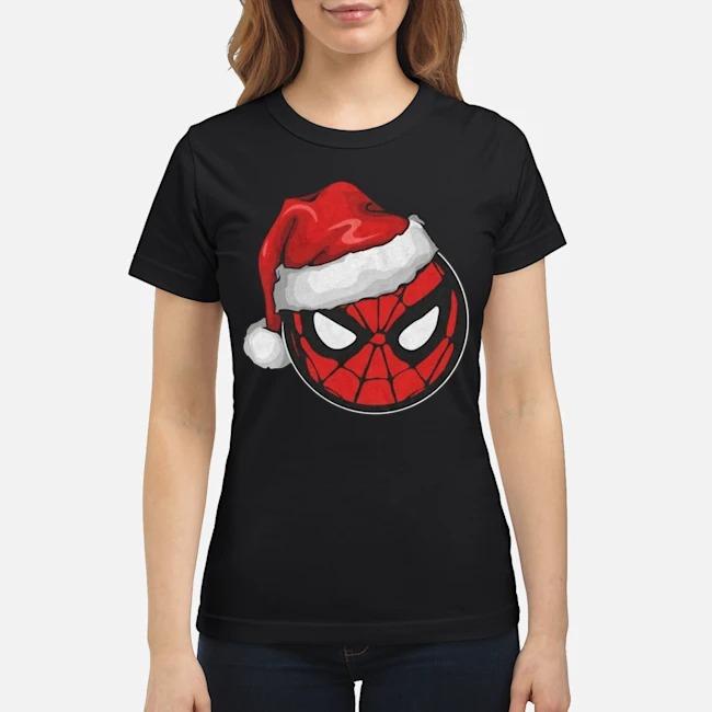 Santa Spider Man Christmas Ladies