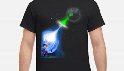 Son Goku Kamehameha Death Star Shirt
