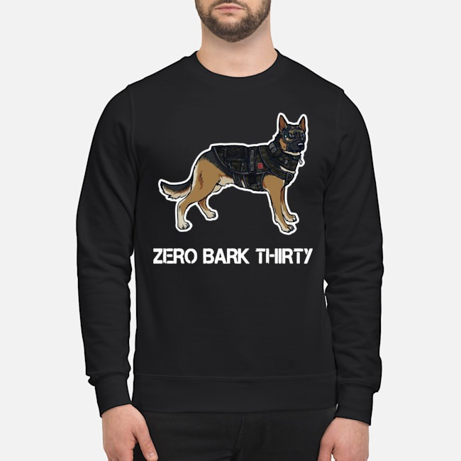 Zero Bark Thirty Sweater