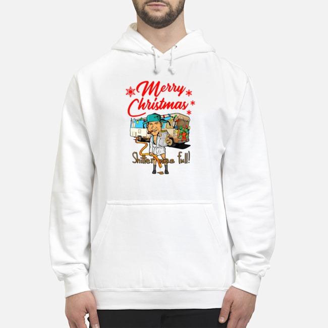 Cousin Eddie Merry Christmas Shitters Full Hoodie
