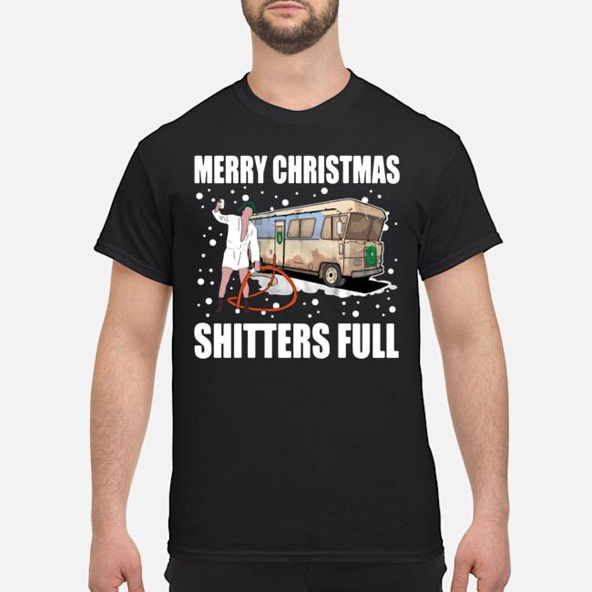 Cousin Eddie Merry Christmas Shitters Full Shirt