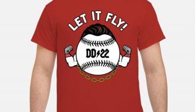 Derek Dietrich Shirt LET IT FLY! DD22 Shirt