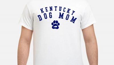 Kentucky Dog Mom Shirt