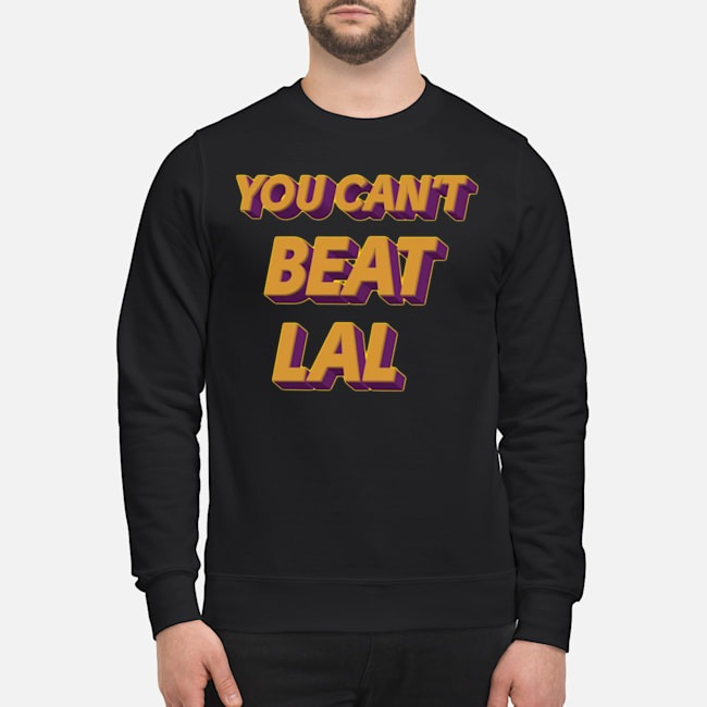 Los Angeles Lakers You Can't Beat Lal Sweater