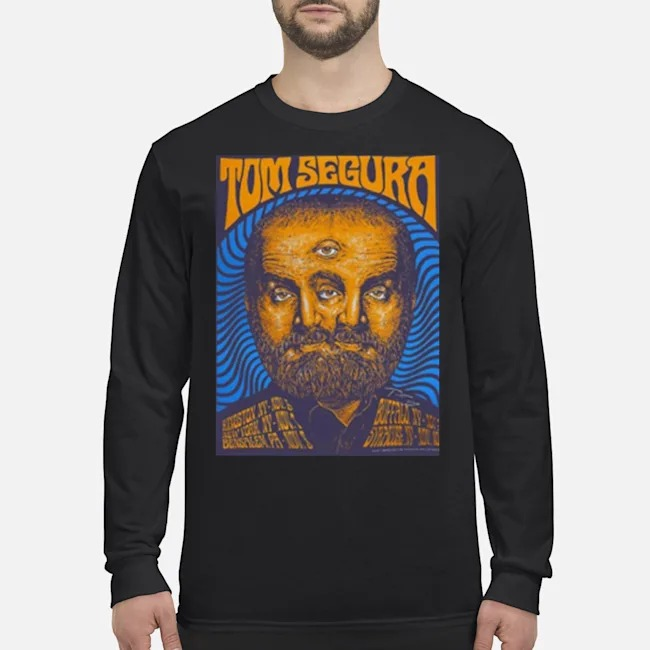 Method Tom Segura Fourth Eye New York Long Sleeved T-Shirt