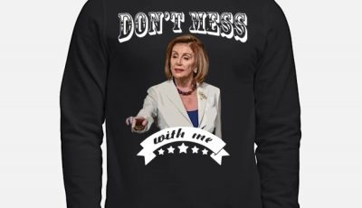 Official Don't Mess With Nancy Sweater