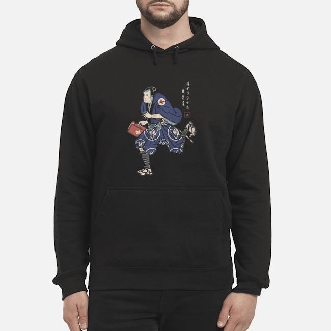 Samurai Paramedis Hoodie