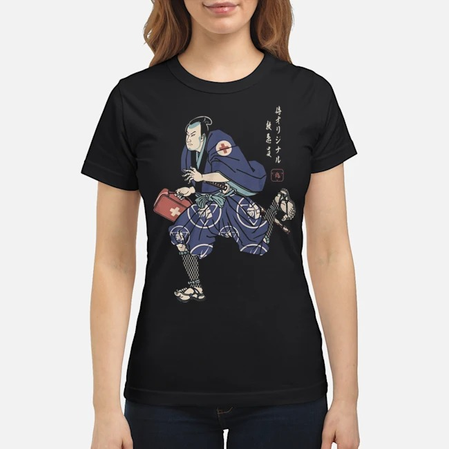 Samurai Paramedis Ladies